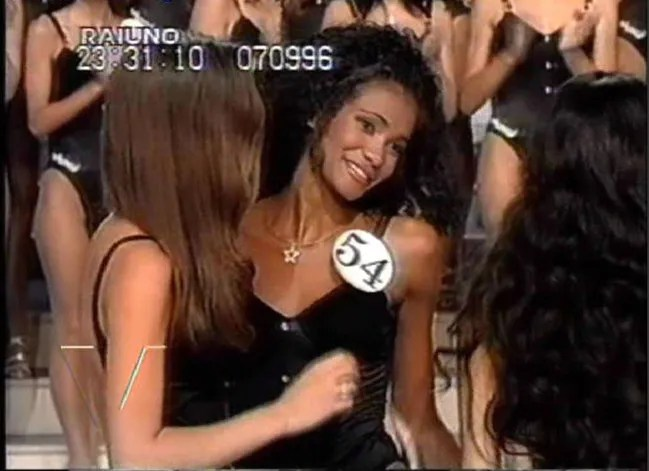 7 settembre 1996: quando una straniera  divenne Miss Italia. (di Giampaolo Cassitta)