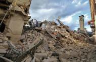 Personaggio del giorno: il terremoto e sora madre terra (di Giampaolo Cassitta)