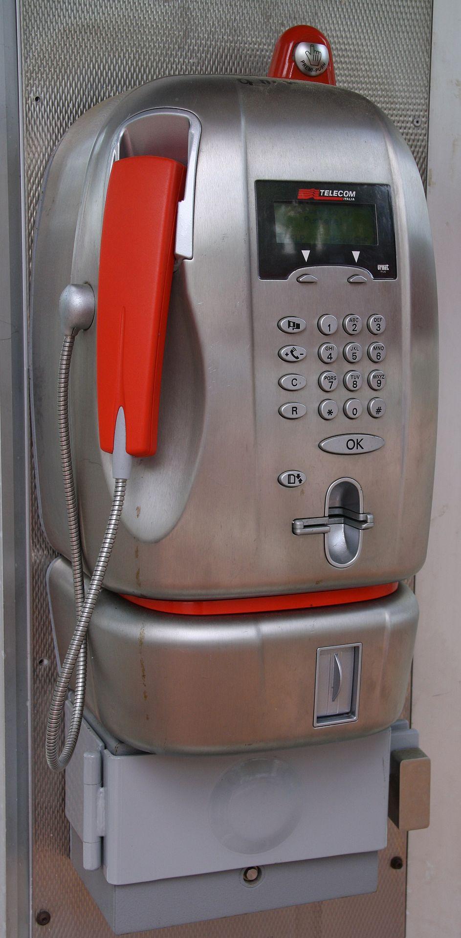 Salvate l'ultima cabina telefonica (di Francesco Giorgioni)