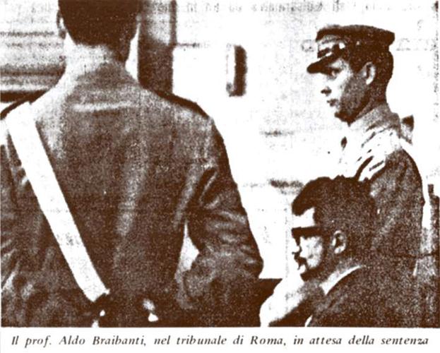 12 giugno 1968: inizia il processo Braibanti (di Romina Fiore)