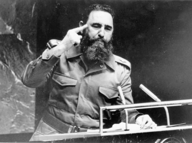 PdG: Un amico di Fidel, Hernan Loyola (di Alba Rosa Galleri)