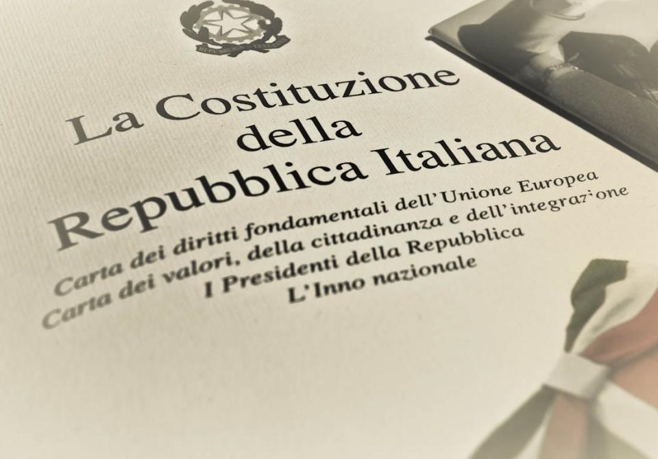 In poche parole: ma la conosciamo davvero la nostra Costituzione? (di Giampaolo Cassitta)