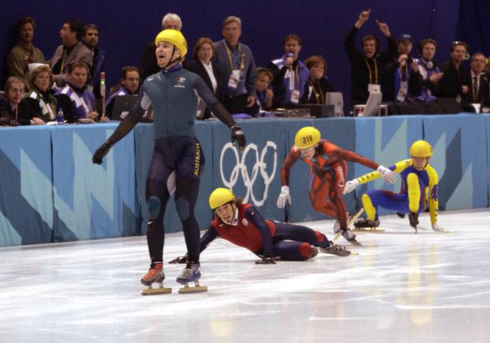 16/2/2002. L'incredibile Olimpiade di Steven Bradbury (di Nardo Marino)
