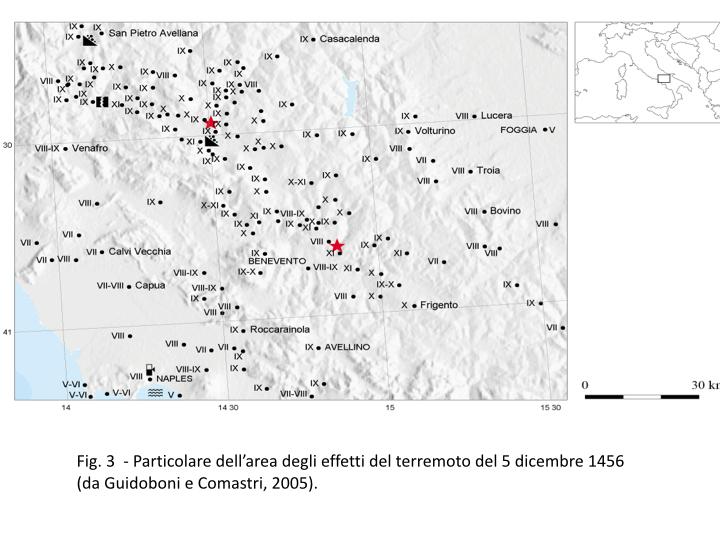 5 dicembre 1456, il terremoto al sud fa 30mila morti (di Francesco Giorgioni)