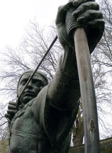 Hanno preso Robin Hood (di Cosimo Filigheddu)