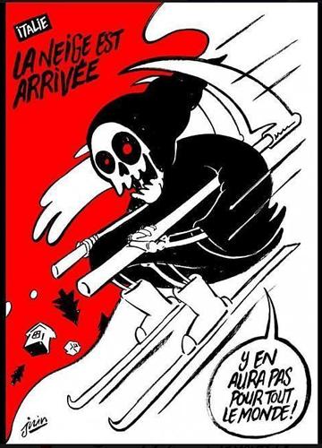 Personaggio del giorno: Charlie Hebdo (di Romina Fiore)