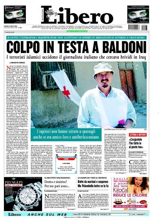 3 gennaio 2017: il giorno in cui la stampa italiana si scoprì perfetta (di Francesco Giorgioni)