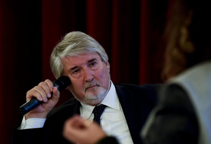 Pdg. Giuliano Poletti, ministro del Dopolavoro (di Nardo Marino)