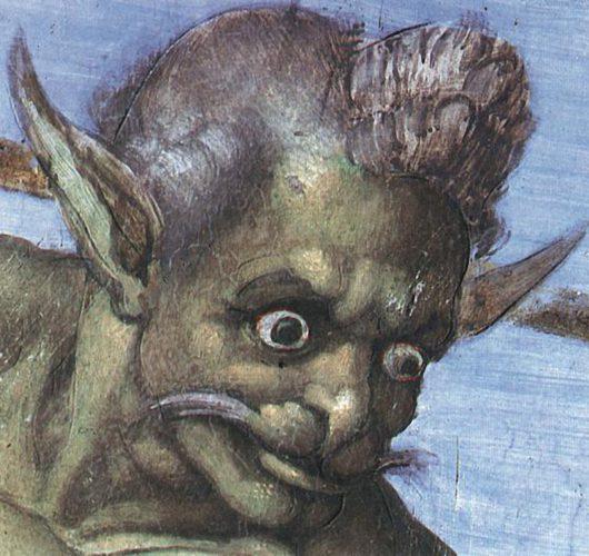 Il Diavolo (di Luca Ronchi)