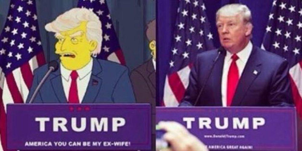 I Simpson, Trump, la Svezia e la tentazione della profezia (di Luca Ronchi)