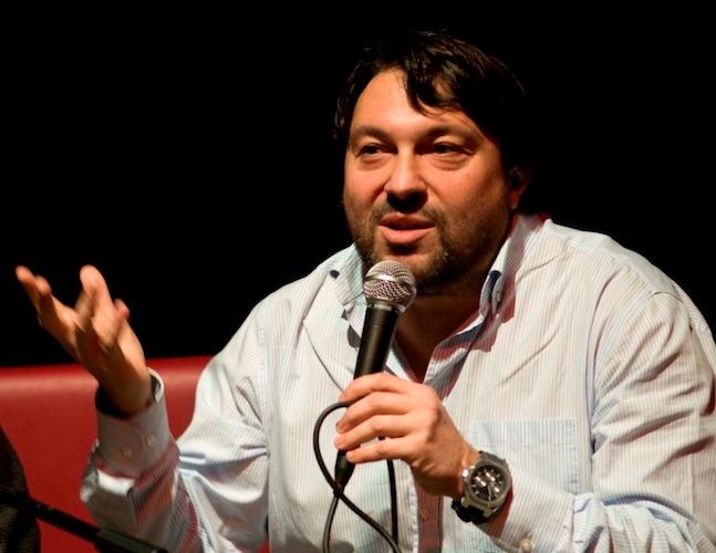 Il Personaggio del Giorno: Sigfrido Ranucci - di Tore Dessena