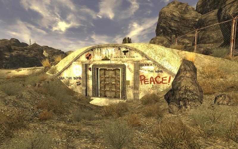 Per fare un bunker (di Luca Ronchi)
