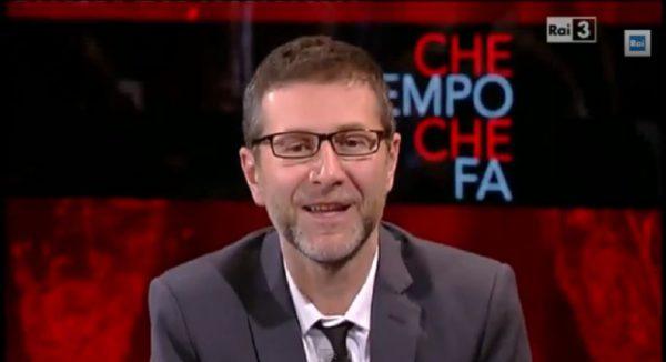 Personaggio del giorno: Fabio Fazio e che tempo che fu (di Giampaolo Cassitta)