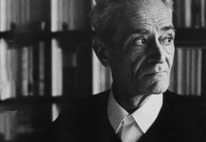 Personaggio del giorno: Giorgio Caproni (di Nardo Marino)