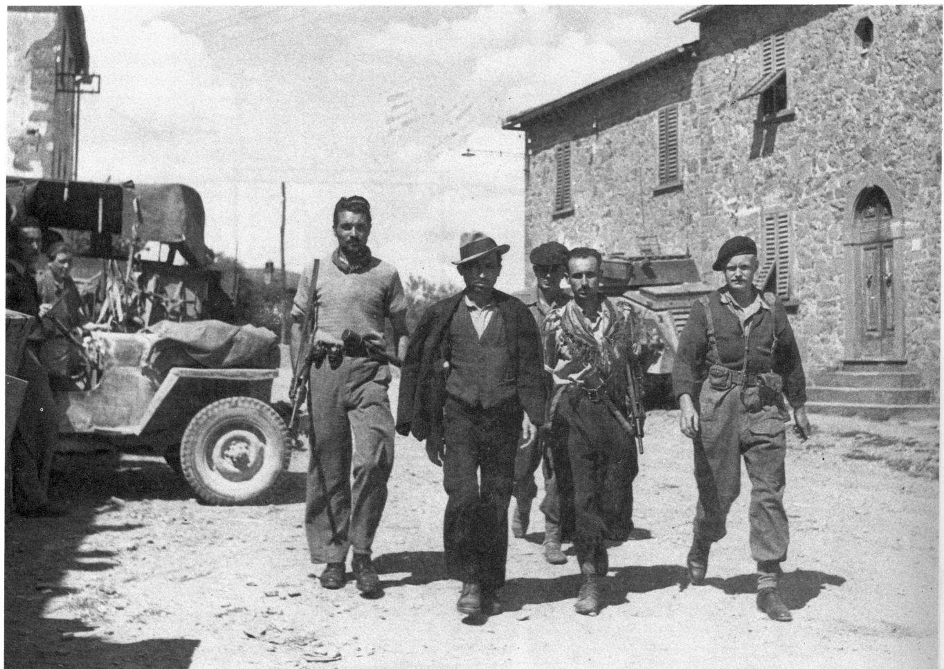 14 giugno 1944. La fucilazione dei partigiani Vargiu e Piredda. (di Fiorenzo Caterini)