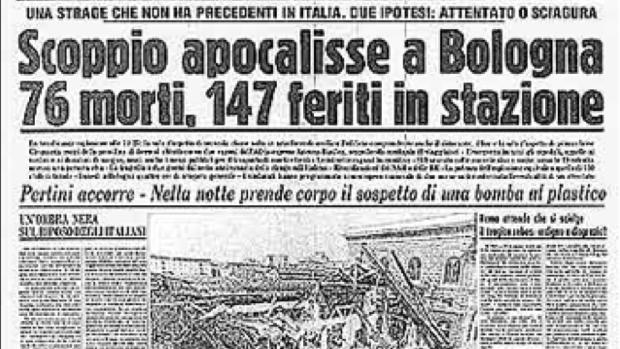 2 agosto 1980. A Bologna il cielo era un forno di pane. (di Giampaolo Cassitta).