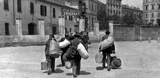 La natura criminale dell'immigrato (di Francesco Giorgioni)