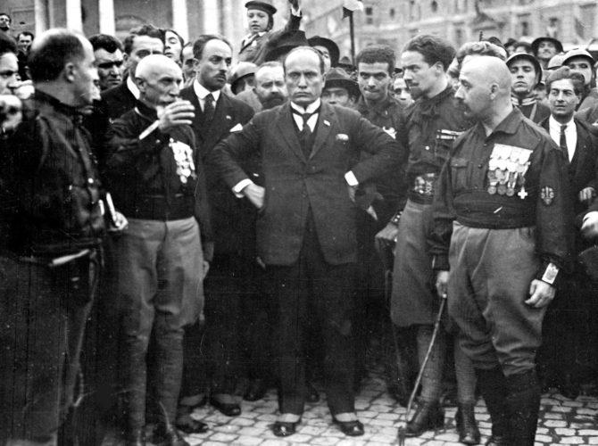 16.11.1922, un bivacco di manipoli (di Luca Ronchi).