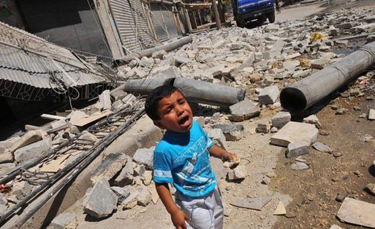 La Siria, così vicina, così lontana. (di Fiorenzo Caterini)