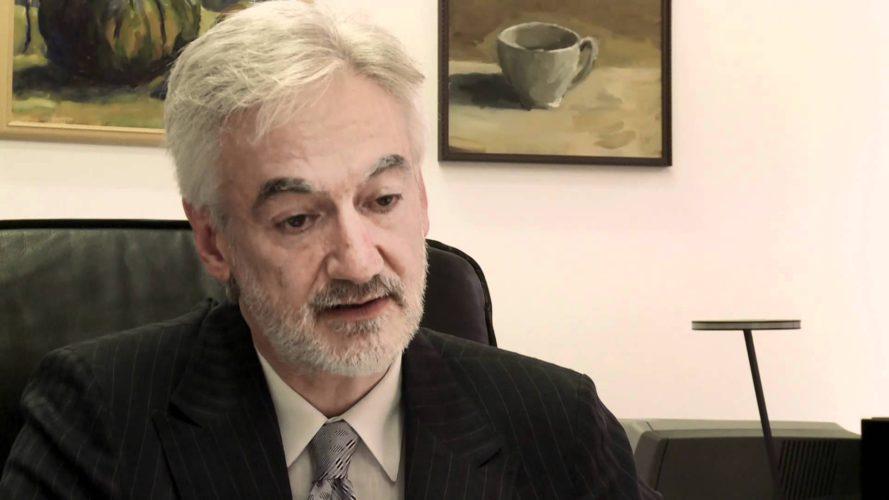 Enrico Zucca, Magistrato (di Luca Ronchi)