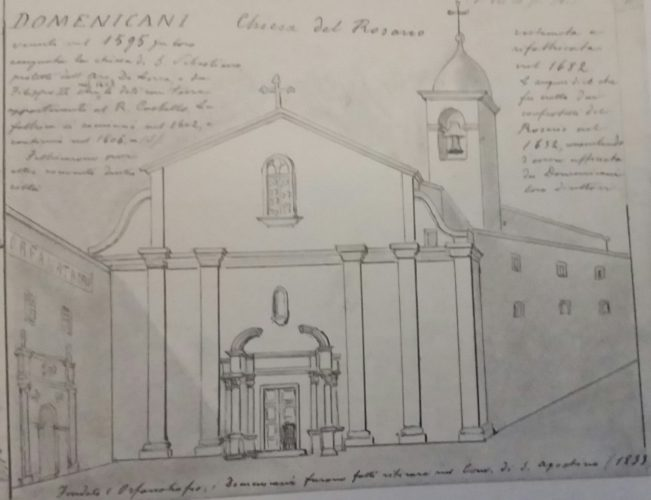 Storia di ossa e di spettri alle Poste di via Brigata Sassari (di Cosimo Filigheddu)