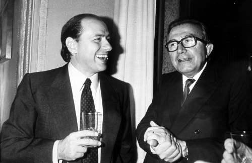 Berlusconi a casa mia (di Francesco Giorgioni)
