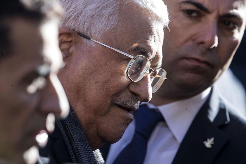 Abu Mazen e le radici cristiane dell'antisemitismo (di Luca Ronchi)