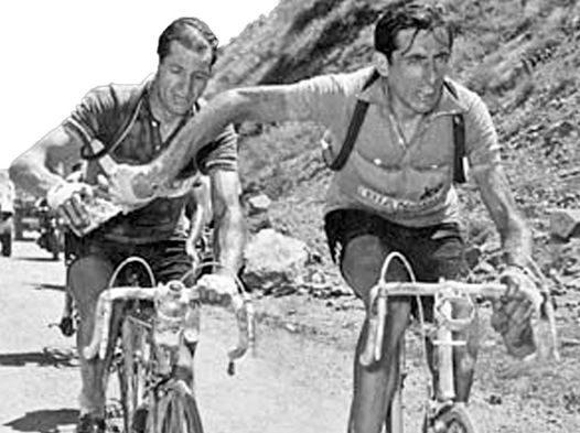 Il senso del ciclismo tra Israele e la Palestina. (di Giampaolo Cassitta)