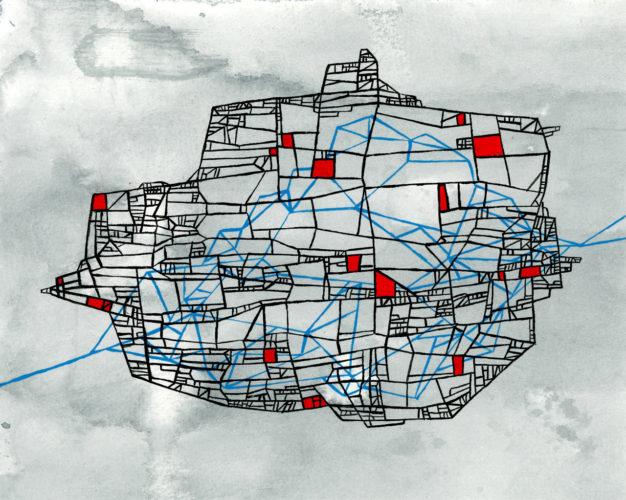 Essere periferia (Luca Ronchi)