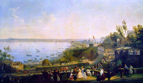 3 ottobre 1839: prima quelli del Sud! (di Giampaolo Cassitta)