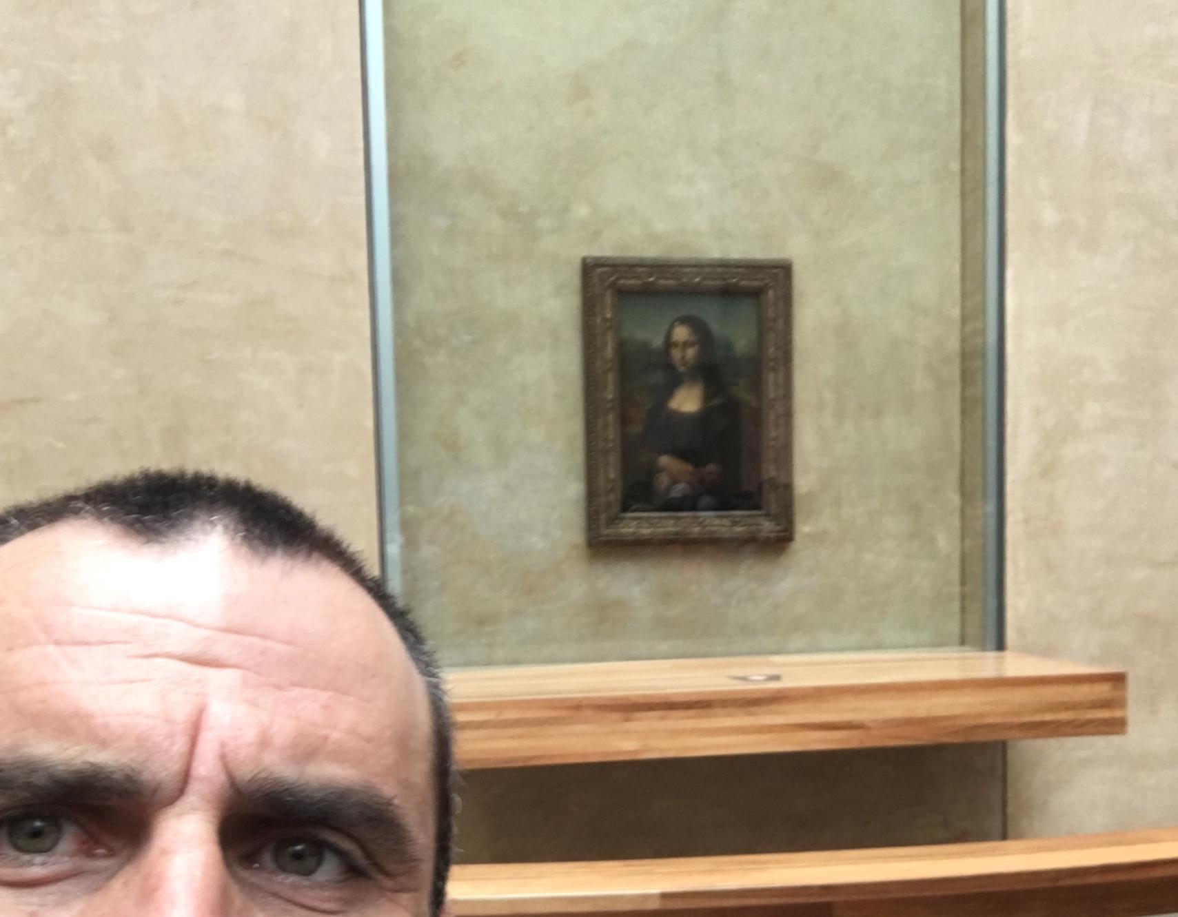 La mia Gioconda scomparsa (di Francesco Giorgioni)