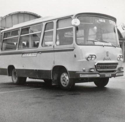 L'autobus (di Francesco Giorgioni)