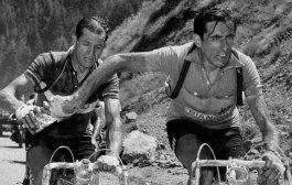 Tutti volevamo essere Fausto Coppi. (di Giampaolo Cassitta)