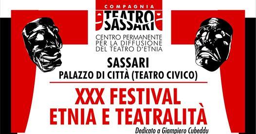 A Sassari il Festival di etnia e teatralità