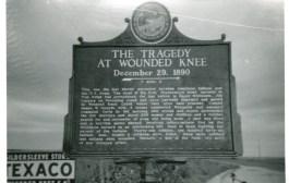 Wounded Knee, 29 dicembre, l'ultimo massacro di uno sterminio lungo 300 anni (di Mimmia Fresu).