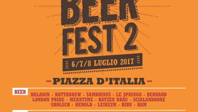 Photo of Tre serate con il Sassari Beer Fest