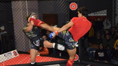 Photo of La Muay thai di Michela Demontis al Fight club championship