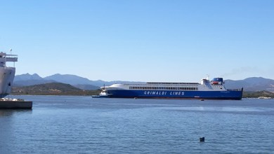 Photo of Disincagliato a Olbia l'Eurocargo Valencia