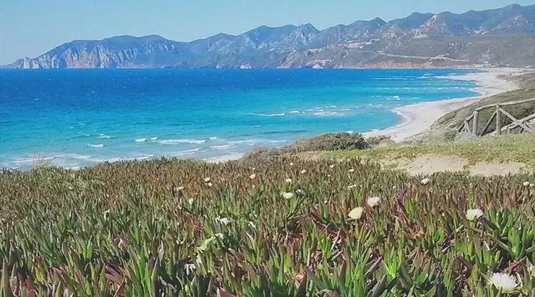 Foto della Sardegna Primi panorami e scorci di Primavera