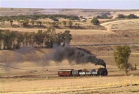 Locomotiva salita Suelli