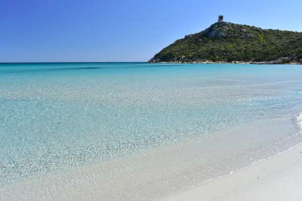 Spiaggia Porto Giunco