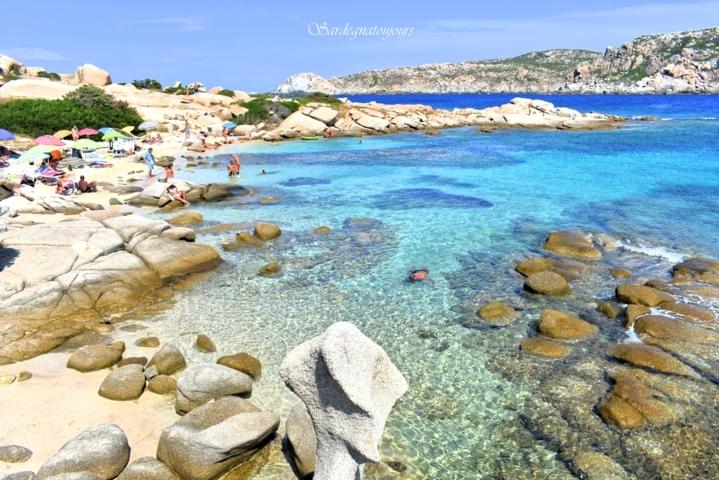 spiaggia delle colonne romane