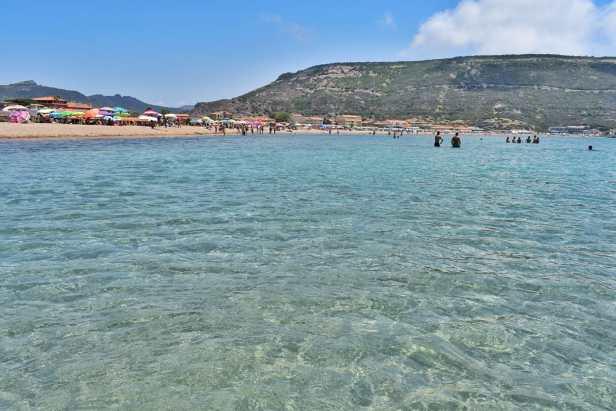 Spiaggia di Bosa