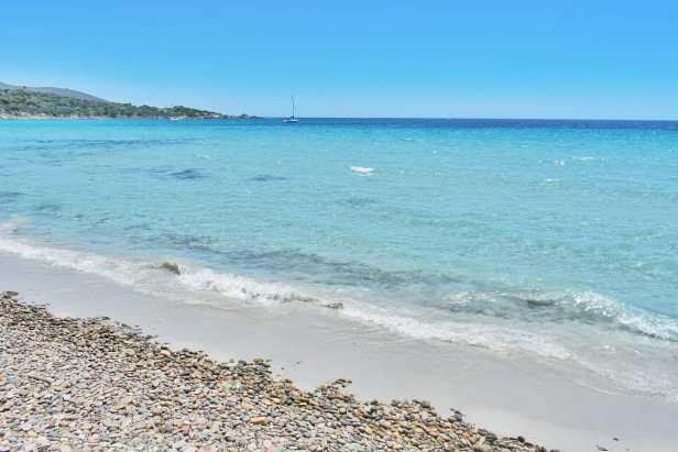 spiaggia di capitana