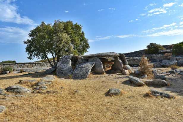 dolmen di luras