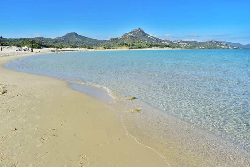 spiaggia delle ginestre
