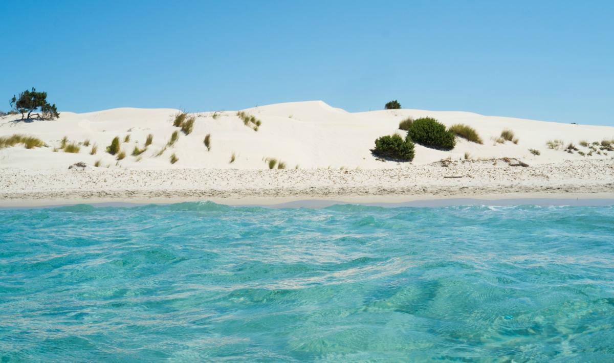 Porto Pino  SardegnaTurismo  Sito ufficiale del turismo