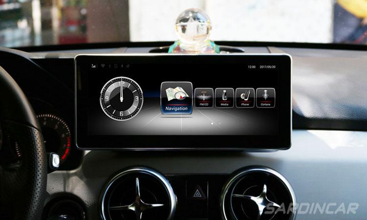 mercedes benz glk x204 android gps navigation system multimedia player. Black Bedroom Furniture Sets. Home Design Ideas
