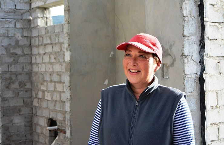 Carla Bibby will soon move into Sardinia Bay Golf and Wildlife Estate in Port Elizabeth.