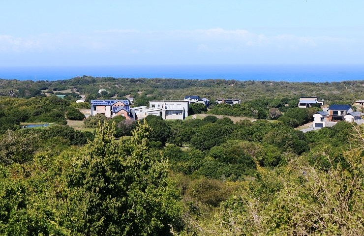 Due to its proximity to the ocean, architects take special precautions when designing homes at the Sardinia Bay Golf & Wildlife Estate